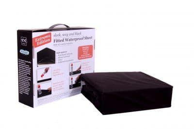 Eroticgel Extreme Sheet Back with box and waterproof sheet