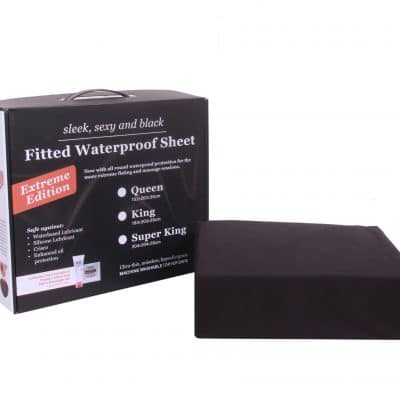 Super King Waterproof Fitted Sheet – Extreme Edition