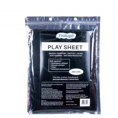 Waterproof Play Sheet – 2m x 2m