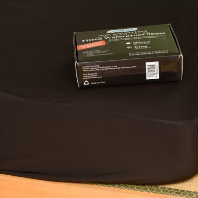 Queen Waterproof Fitted Sheet – Extreme Edition